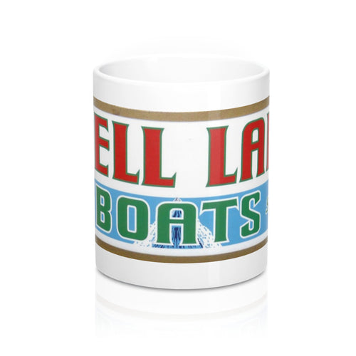 Shell Lake Mug 11oz