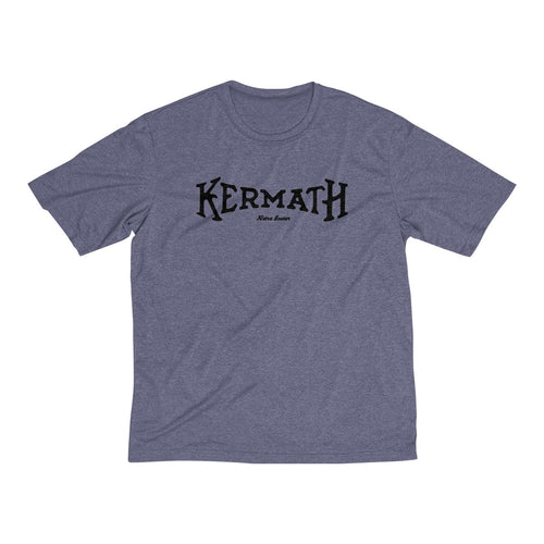 Kermath Engine Co. Men's Heather Dri-Fit Tee by Retro Boater