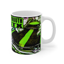 Plymouth GTX White Ceramic Mug by SpeedTiques