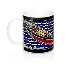 Vintage Stancraft Boats Mug 11oz by The Classic Boater