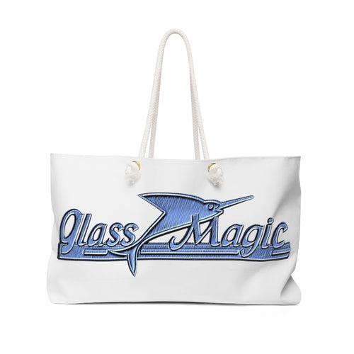 Glass Magic Weekender Bag by Retro Boater