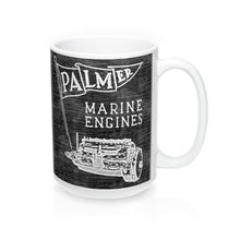 Palmer Marine Engines Mugs by Retro Boater
