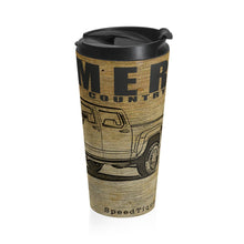 Hummer H3T Stainless Steel Travel Mug by SpeedTiques