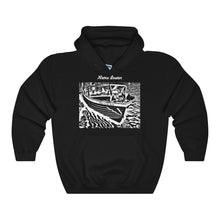 Thompson TNT, Lapstrake by Retro Boater Heavy Blend Hooded Sweatshirt