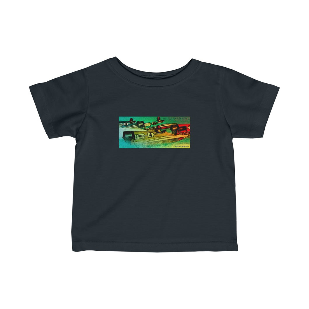 Boat Race Infant Fine Jersey Tee