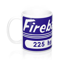Gray Marine Fireball V8 Mugs by Retro Boater