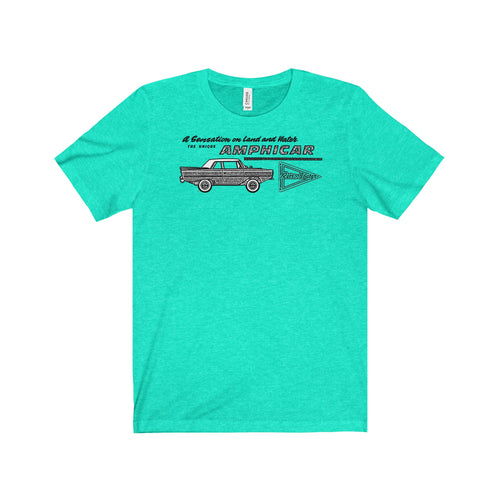 Amphicar T-shirt by Retro Boater