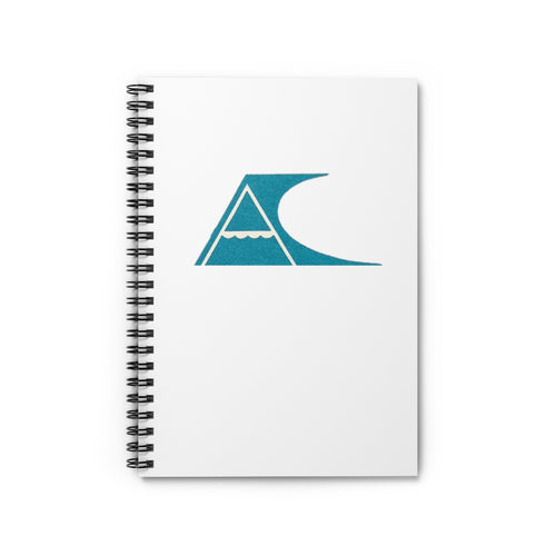Amphicar Spiral Notebook - Ruled Line By Retro Boater