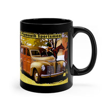 1940 Plymouth Sportsmen Black mug 11oz by SpeedTiques
