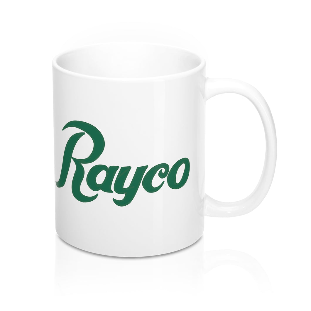 Rayco by Woodies Restorations Mug 11oz