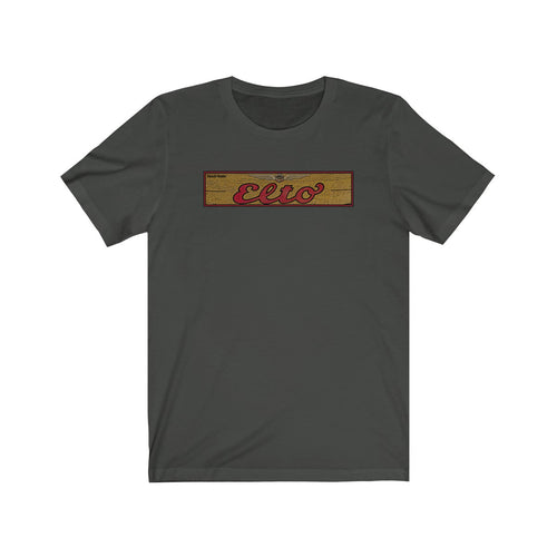 Elto Unisex Jersey Short Sleeve Tee by Classic Boater