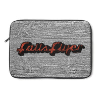 Larson Vintage Falls Flyer by Retro Boater Laptop Sleeve