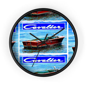 1959 Chris Craft Wall clock by Classic Boater