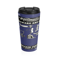 Wagemaker Boats by Retro Boater Stainless Steel Travel Mug