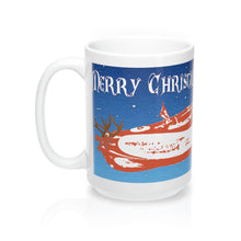 'Its a Falls Flyer Christmas' 15oz Mug by Retro Boater