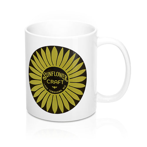 Sunflower Mug 11oz