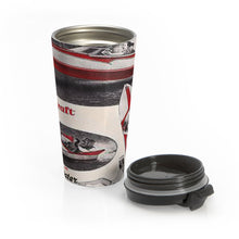 Aristo Craft Vintage Ad Stainless Steel Travel Mug by Retro Boater