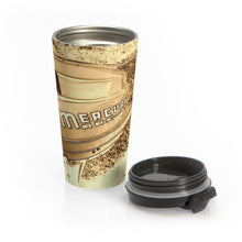 Outboard by Retro Boater Stainless Steel Travel Mug