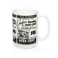 Aero Craft 15oz Mug by Retro Boater