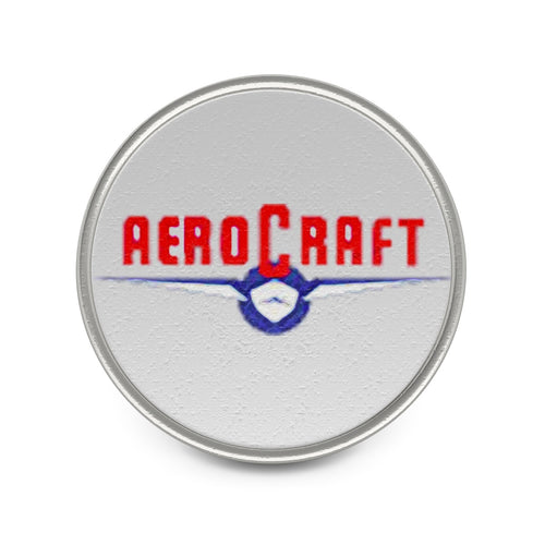 Aero Craft Metal Pin by Classic Boater