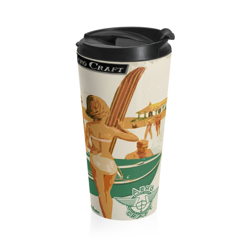 Aero Craft Stainless Steel Travel Mug