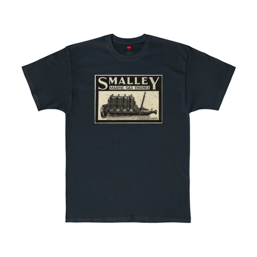 Smalley Engine Co. Ad from 1906 by Retro Boater