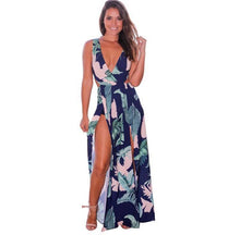 Tropical Pāma Dress