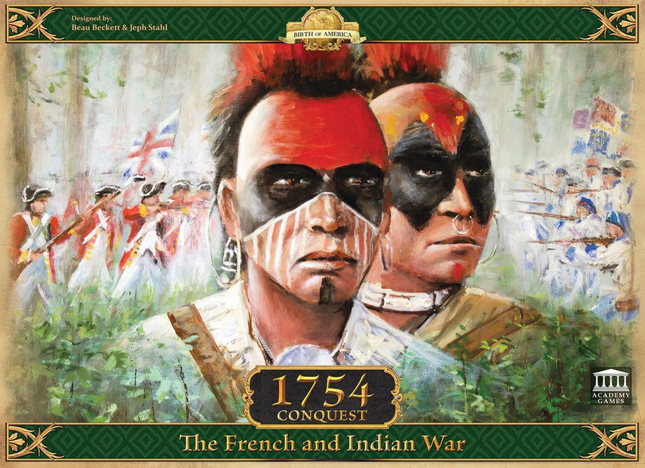 1754: Conquest – The French and Indian War