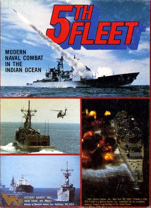 5th Fleet (Previously Played)