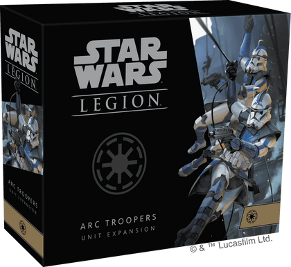 Star Wars: Legion ARC Troopers Unit Expansion