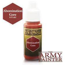 Warpaints: Abomination Gore 18ml
