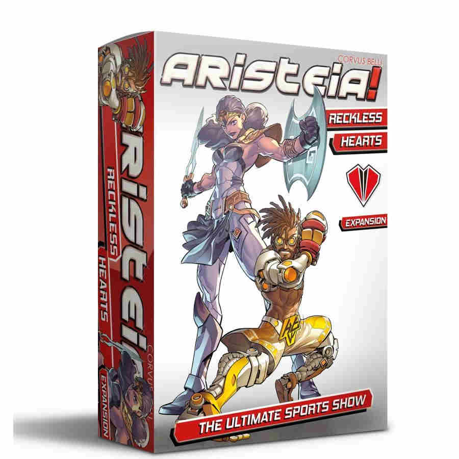 Aristeia! Reckless Hearts Expansion