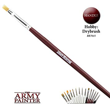 Army Painter: Hobby Brush - Dry Brush