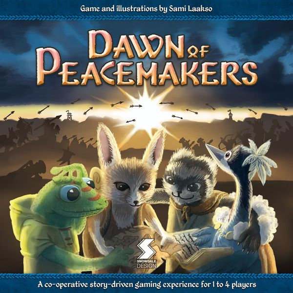 [Sale Special] Dawn of Peacemakers