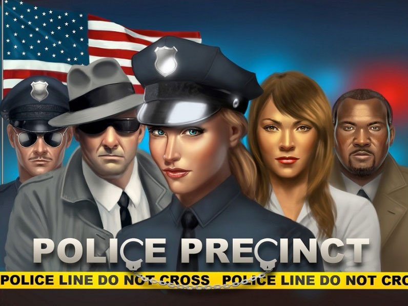 Police Precinct - 1st Edition (Previously Played)