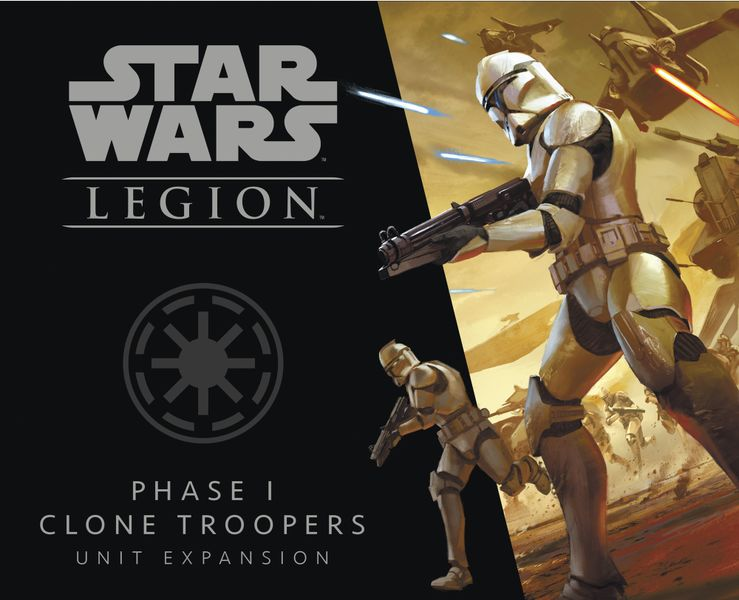 Star Wars: Legion – Phase I Clone Troopers
