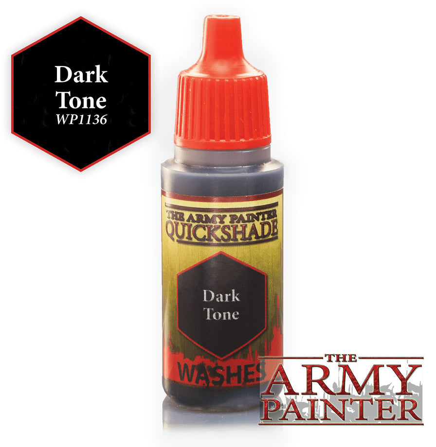 Warpaints Quick Shade: Dark Tone Ink 18ml