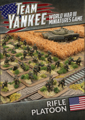 Team Yankee: Rifle Platoon - US