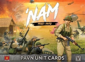 'NAM:  PAVN Forces in Vietnam Unit Cards - PAVN