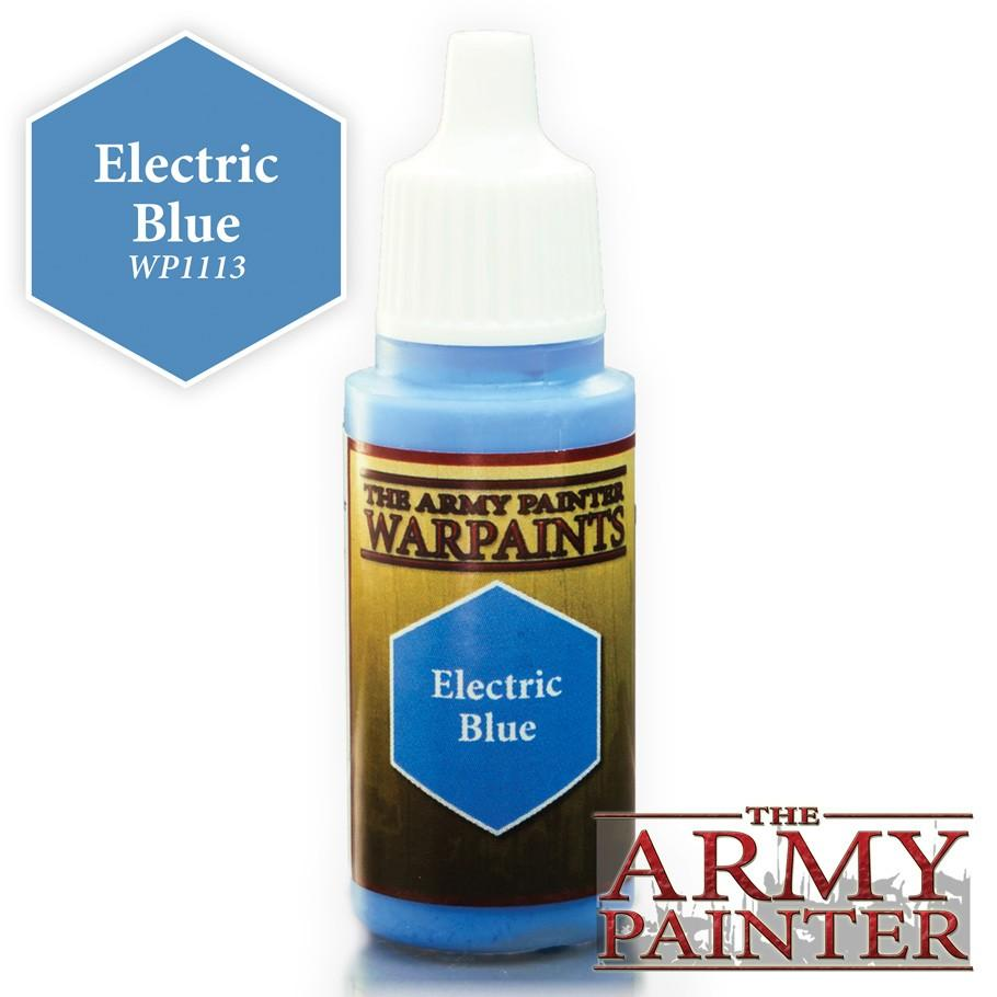 Warpaints: Electric Blue 18ml