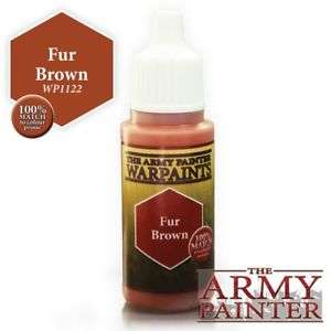 Warpaints: Fur Brown 18ml