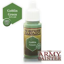 Warpaints: Goblin Green 18ml