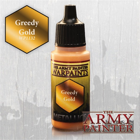 Warpaints: Greedy Gold 18ml