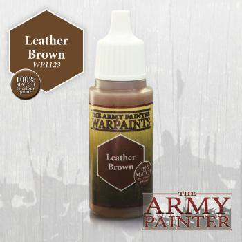 Warpaints: Leather Brown 18ml