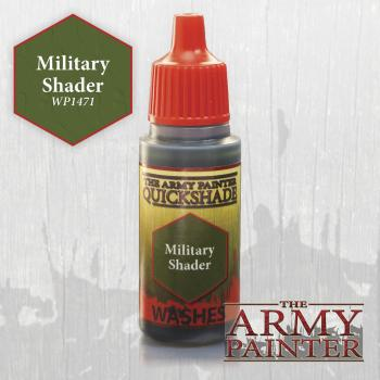 Warpaints: Military Shader 18ml