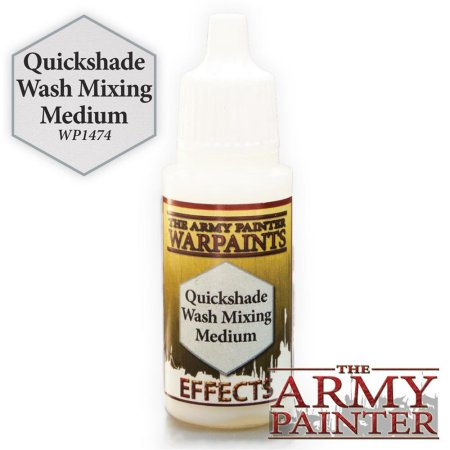 Warpaints: Quickshade Wash Mixing Medium 18ml