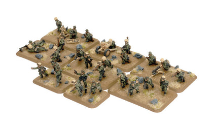 Flames of War: Afrika Korps Rifle Platoon - GERMAN