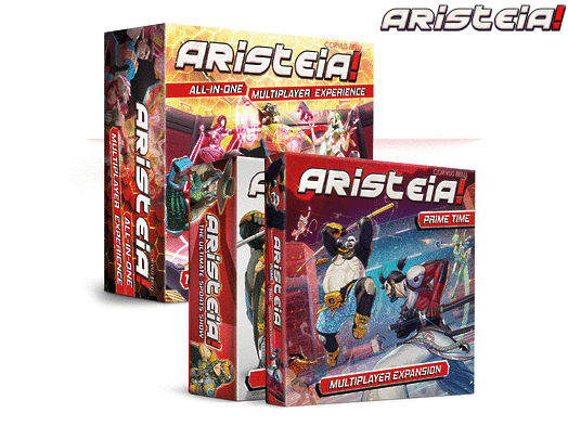 Aristeia!: All-in-one - Core + Prime Time Bundle