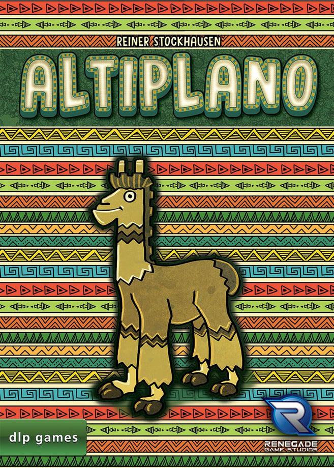 Altiplano (Previously Played)