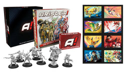 Aristeia! Core Collectors Limited Edition (Minor Box Damage)